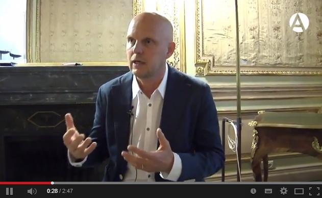 Interview with Stefan Junestrand by Casa de América
